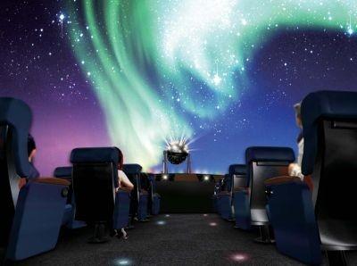 世界最大の同プラネタリウムでは、「星空のリアルさ」世界一を目指す