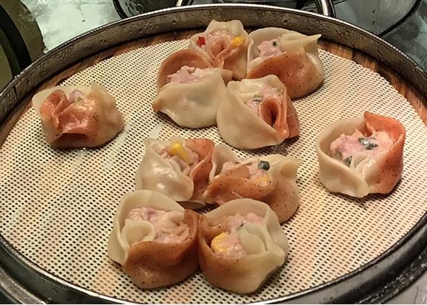 見てよし、食べてよし。さまざまな味や形を楽しめる餃子宴もお見逃しなく!