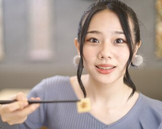 【#SKE48の彼女とラーメンなう vol.13】チームEの深井ねがいちゃんと濃厚つけ麺を食べたら…♥