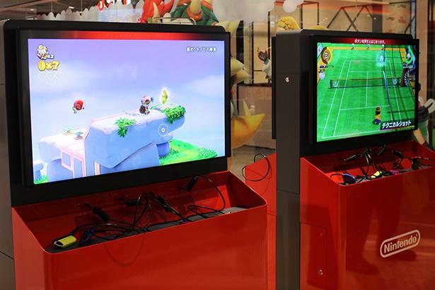 Nintendo Switch試遊台