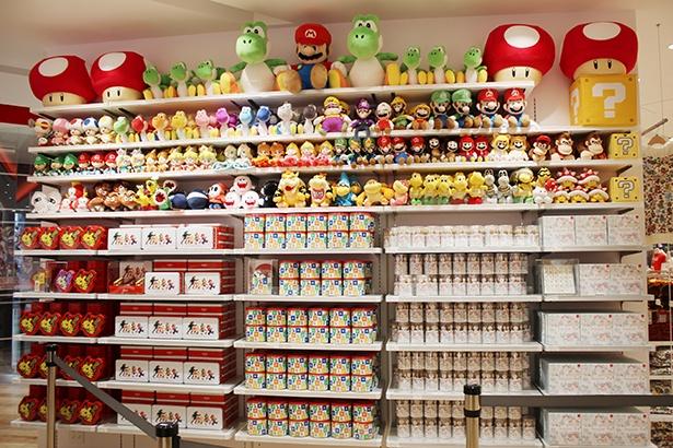 【写真】写真で見る「Nintendo TOKYO」店内ツアー、取り扱うグッズ総数は約1000点