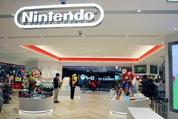 【写真】渋谷パルコ6階にオープンする「Nintendo TOKYO」
