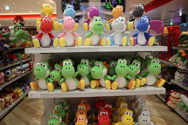 「Nintendo TOKYO」店内の様子