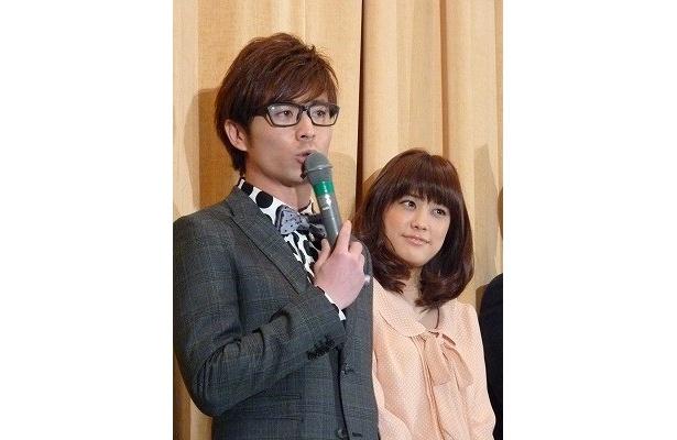 初の映画主演に挑んだオリラジの藤森慎吾