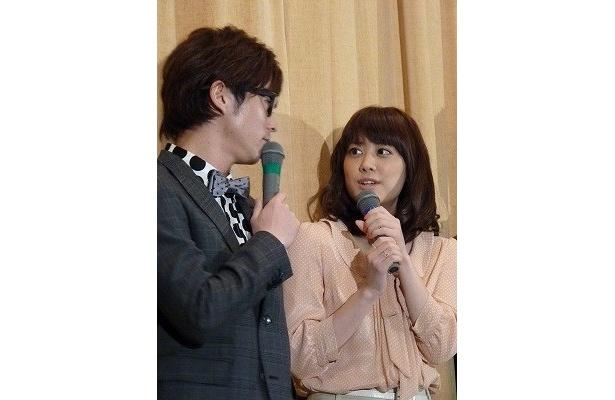 福田沙紀は撮影現場とは違うチャラい藤森にびっくり!