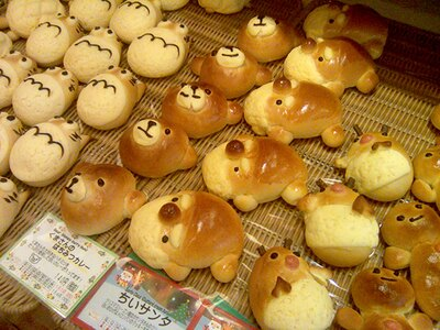 【画像】話題のベーカリー「ちいパン」のちいさくて可愛すぎるパンをラインナップ