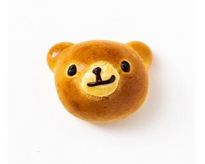 「くまさんのはちみつカレー(甘口カレー)」/ 3丁目の小さなパン屋さん