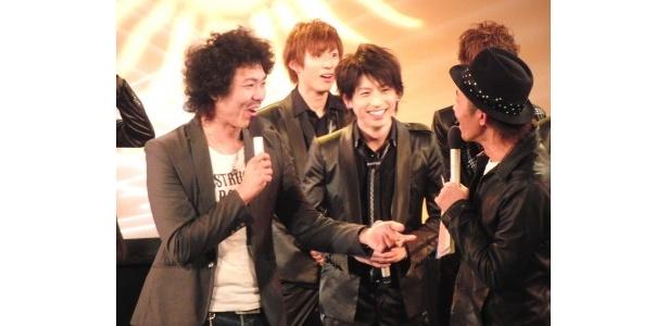 トータルテンボス・大村朋宏は「歌もうまくて、ダンスも踊れて、ユニットコントも面白くて素晴らしかったですね」と大絶賛