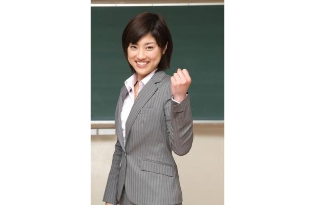 「中学生日記」で新年度から風間俊介と森田彩華が新人教師として出演