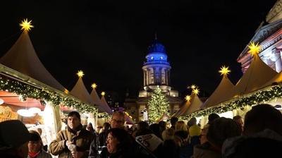 【写真】ベルリンのクリスマスマーケットの雰囲気を再現 ※画像はイメージ