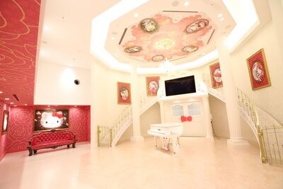 セレブな雰囲気が溢れる「レディキティハウス」