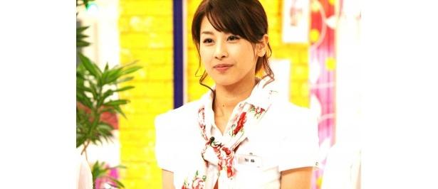 加藤は「浅田真央さんを招いて恋愛観を探りたい」と語った