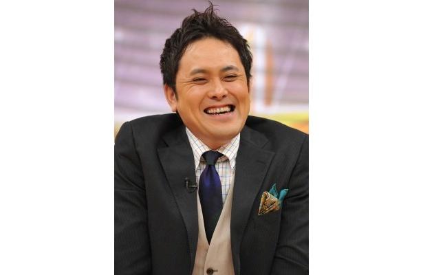有田は、「スターといえば?」という質問に「上田晋也です」と回答