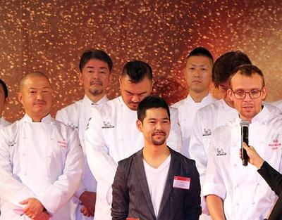 「Inua」ののトーマス・フレベル氏は「日本人のお客さまは、世界中の誰よりも食べ物を愛しているのではないでしょうか」とコメント