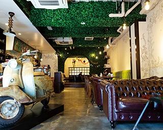 好きなものに囲まれたい!神奈川の趣味の世界に浸れるカフェ