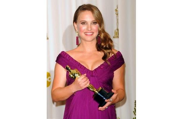 【写真】『ブラック・スワン』でアカデミー主演女優賞を受賞したナタリー・ポートマン