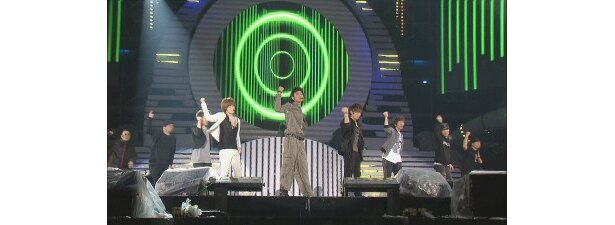 男性5人で構成されるコンテンポラリーバンド・SHINee