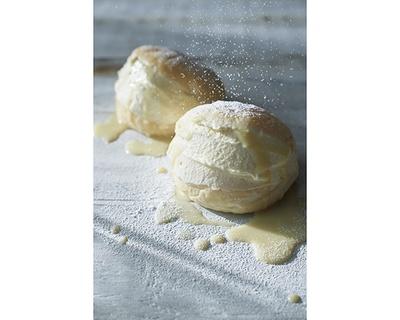 生クリームをおいしく食べるための特製パン
