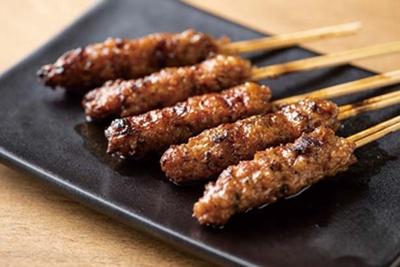 朝びき播州地鶏を使った焼き鳥/焼鳥 川北商店