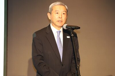 成田国際空港株式会社 代表取締役社長の田村明比古氏