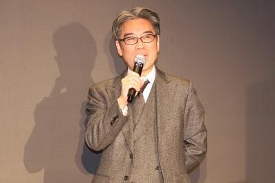 株式会社KADOKAWA 代表取締役副社長の井上伸一郎氏
