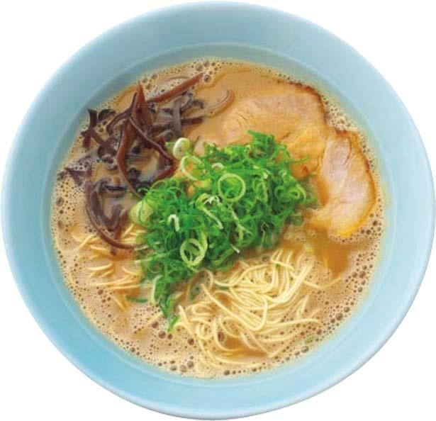 のうとん(780円)。とろみのある豚骨スープを追い足しでより濃厚に/博多とんこつ 真咲雄