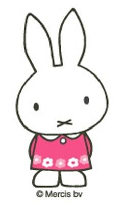 「ダイナミックフォト」のイラストその2。ピンクのワンピース姿