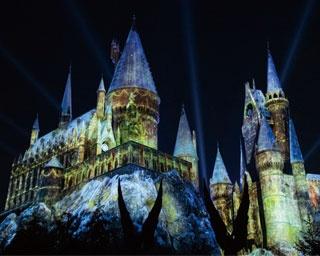 USJ「ウィザーディング・ワールド・オブ・ハリー・ポッター」の5周年を締めくくる!魔法界のクリスマスの祭典がパワーアップ!