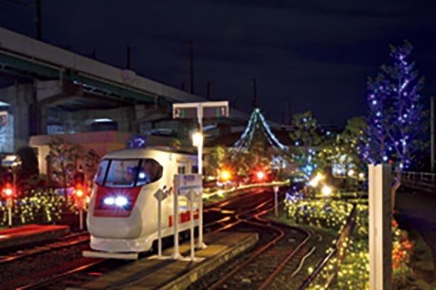 「ミニ運転列車」は早めに整理券をゲットしよう / 鉄道博物館
