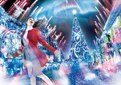 ユニバーサル・クリスタル・クリスマス/ユニバーサル・スタジオ・ジャパン
