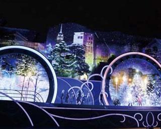 完全一新した「ユニバーサル・クリスタル・クリスマス」体験レポ