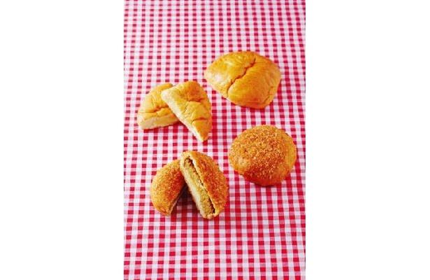 大正時代から作り続けているクリームパンを販売する「大正製パン所」(京都・西陣)