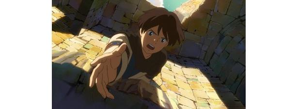 アスナと出会う少年役には『千と千尋の神隠し』でハクを演じた声優・入野自由