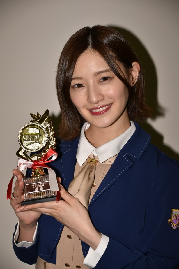 麻雀番組『トップ目とったんで!』の冠は中田花奈さん(乃木坂46)に!