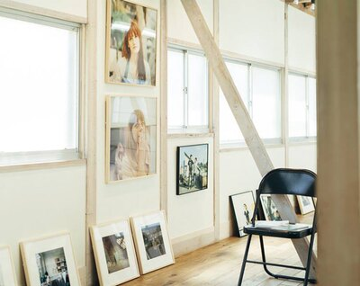 STEREO COFFEE / 世界各地のアーティストを訪ねる雑誌「Knock」の活動を紹介する展示会