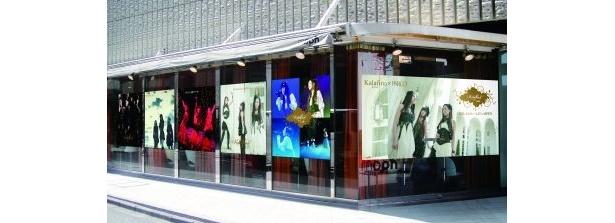 【画像】店の外観も「Kalafina」一色! ほかKalafinaオリジナルメニューを大公開!