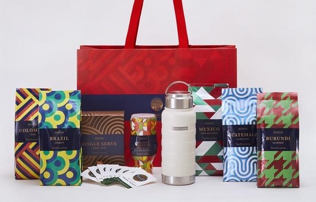 10000円(税込)の福袋は、厳選されたコーヒーをじっくり味わえる豪華な内容