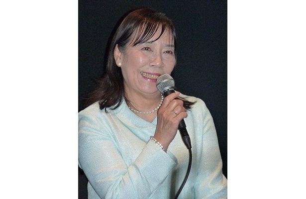 桜井浩子は「ウルトラマン」のアキコ隊員でもおなじみ