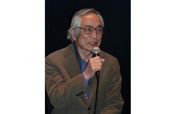 「当時は若造だった」と昔を懐かしく振り返った飯島敏宏監督