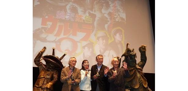 「総天然色ウルトラQ」はブルーレイ、DVDで今夏登場!