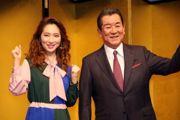 『ジュマンジ/ネクスト・レベル』で声優を務めた加山雄三とファーストサマーウイカ