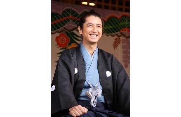 薩摩藩の武士・浅倉雅博役の谷原章介