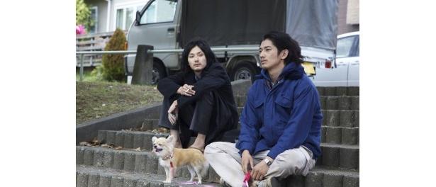 瑛太と松田龍平のナイスコンビぶりも必見!