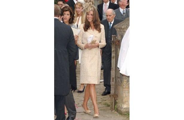 4月29日(金)にウィリアム王子と結婚するケイト・ミドルトン