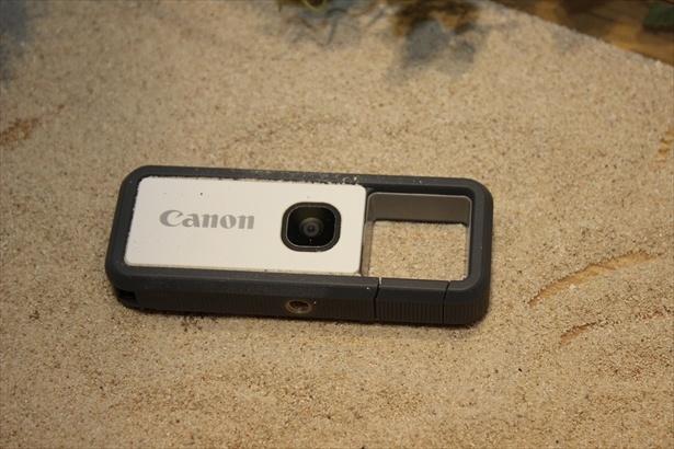 砂や粉塵の侵入を防ぐ防塵性能を持つ