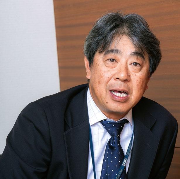 オリックス・ブルーウェーブチケット営業担当(当時の役職)の花木 聡さん(56)