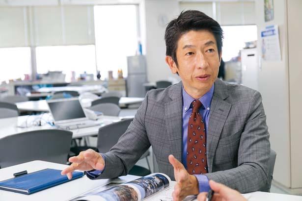 神戸新聞社 編集局社会部(当時の役職)の陳 友昱さん(50)