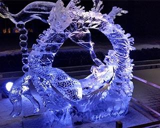 ホタルのように優しく照らすエコな「幻想のイルミネーション」が岐阜県で開催中