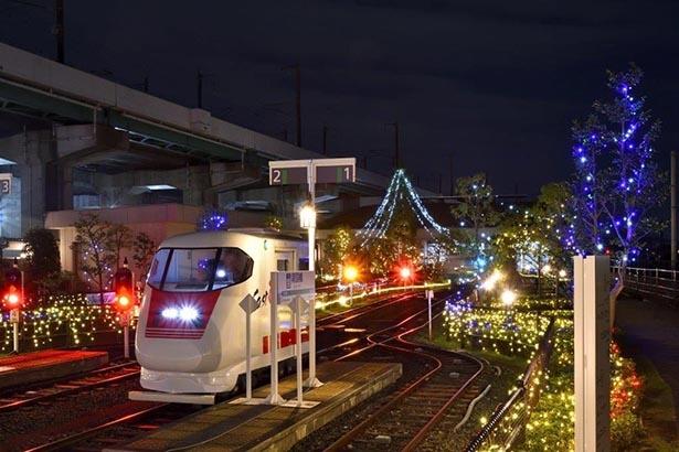 【写真】普段見る電車と異なる姿を見ておこう