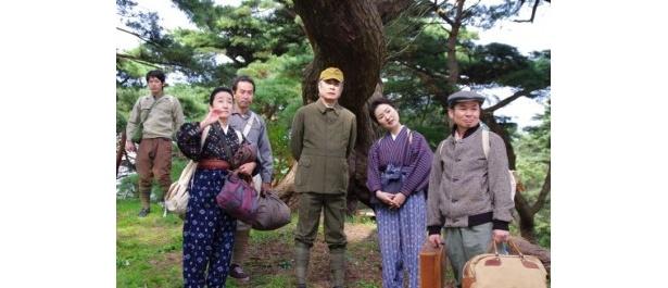 『エクレール お菓子放浪記』は5月21日(土)より全国順次公開